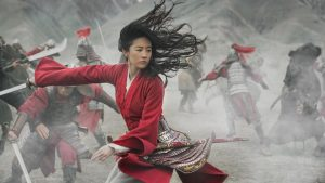 Read more about the article รีวิวหนัง จาก disney : the ballad of mulan